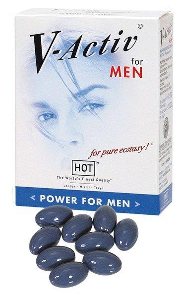V-Active For Men 20 caps