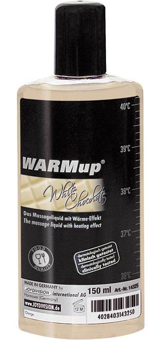 Warmup Weiße Schokolade 150 ml