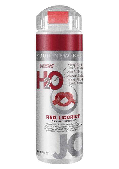 Jo H20 Red Licorice 156 ml
