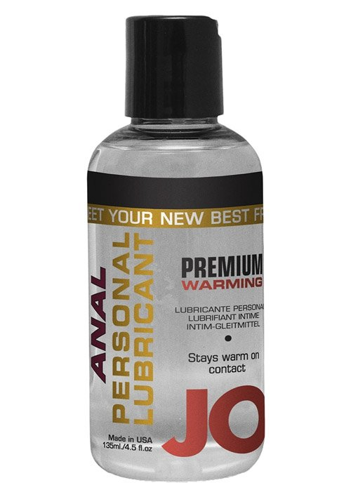 Jo Anal Premium Lube Warming 133 ml