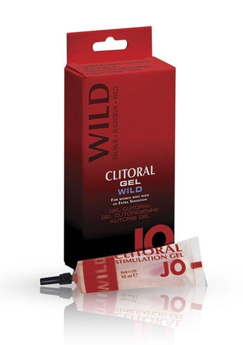 Jo Clitoral Gel Wild 10 ml