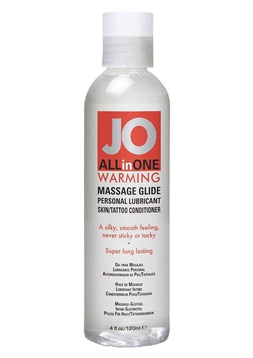 Jo All-In-One Oil Warming 120 ml