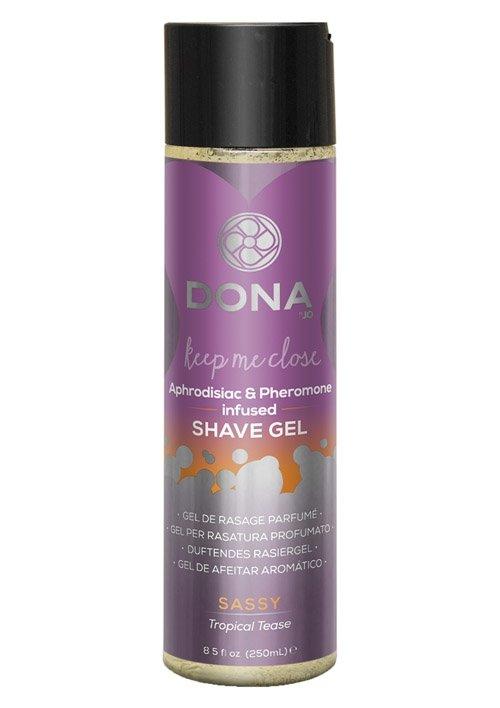 Shave Gel Tropical Tease 250 ml