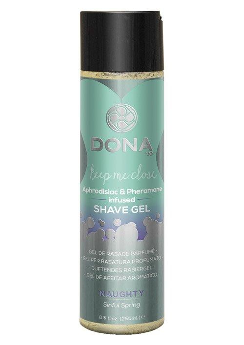 Shave Gel Sinful Spring 250 ml