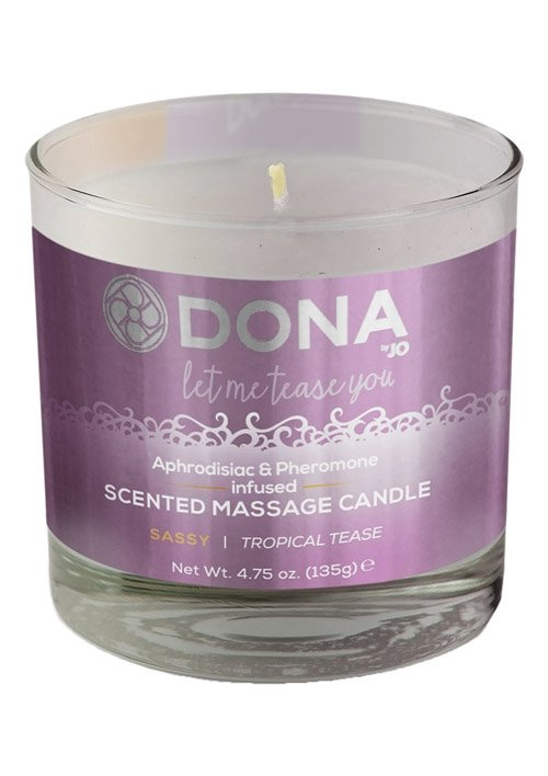 Massage Candle Tropical 135 G