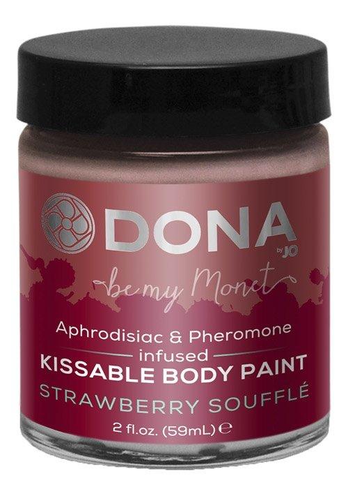 Bodypaint Strawberry Souffle 60 ml