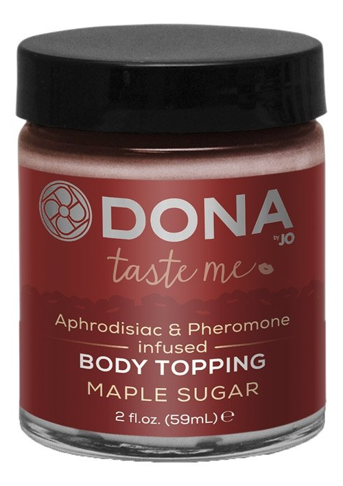 Body Topping Maple Sugar 60 ml