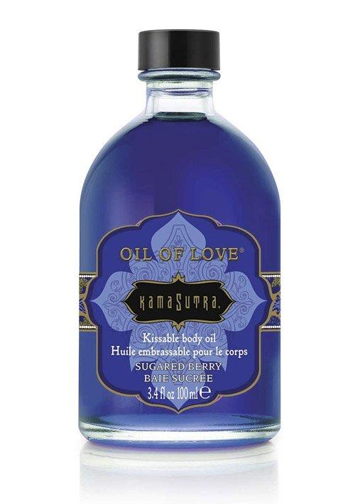 Oil Of Love Sugared Berry 100 ml