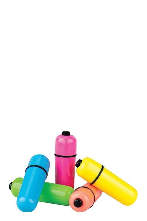 Color Pop Bullets In Display