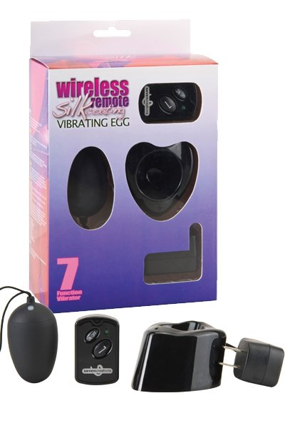Silk Coating wireless remote control egg