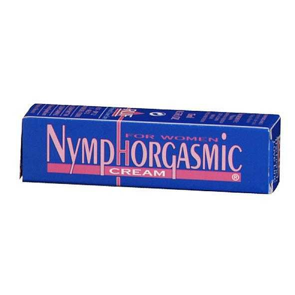 Nymphorgasmic Cream
