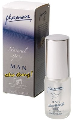 Hot Pheromon Natural Spray Extra Strong Man 10 ml