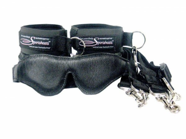 The Masters Restraint Kit 9 Piece