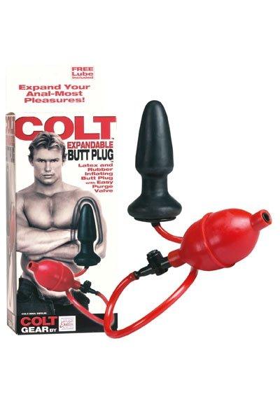 COLT Expandable Butt Plug