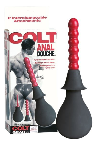 COLT Anal Douche