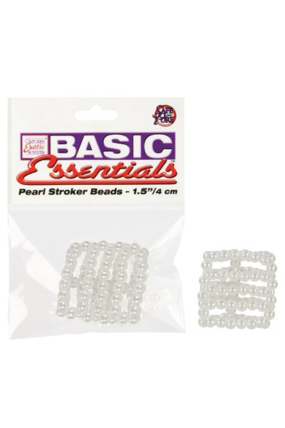 Pearl Stroker Beads - Small