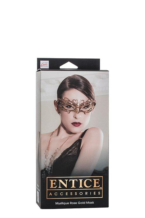 Entice Mystique Mask - Rose Gold
