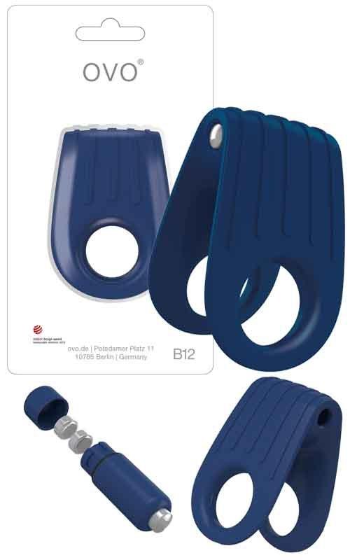 Ring B12 Blue
