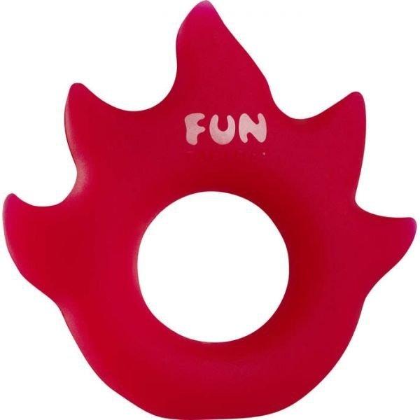 Pierścień erekcyjny FUN FACTORY Flame, czerwony