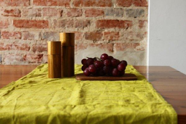 Bieżnik SIMPLE 50x150 limonka