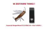 Scyzoryk Victorinox RangerWood 55 0.9561.63 + Etui 4.0505.L