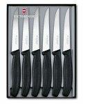 Zestaw noży kuchenny 6 częściowy 6.7233.6G Victorinox