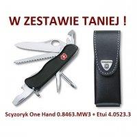 Victorinox Trailmaster one-hand 0.8463.MW3 + Etui 4.0523.3