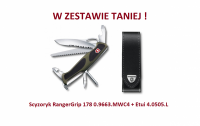 Scyzoryk Victorinox RangerGrip 178 0.9663.MWC4 + Etui 4.0505.L