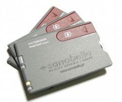 Grawer na SwissCard Victorinox