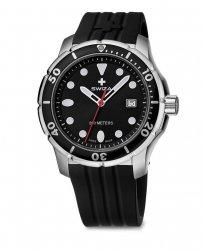 Zegarek SWIZA Tetis Gent SST black-black WAT.0461.1001