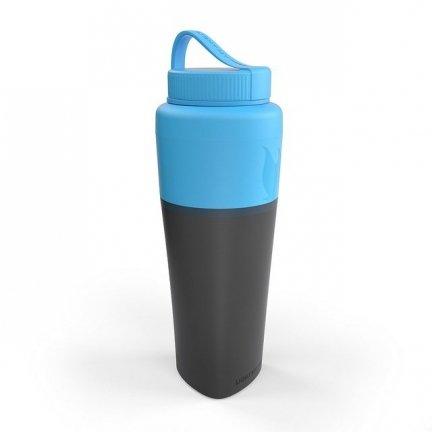 Butelka Pack-up-Bottle Cyan Blue 42382710 LIGHT MY FIRE