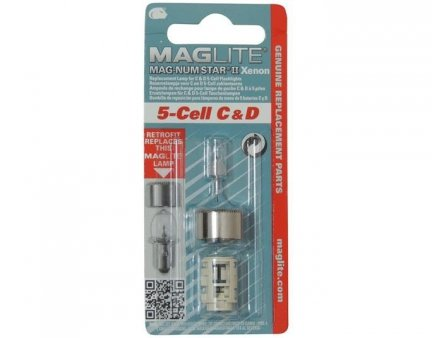 Żarówka Maglite xenon 5C , 5D LMXA501