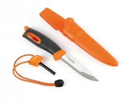 Nóż FireKnife Orange 12113610 LIGHT MY FIRE