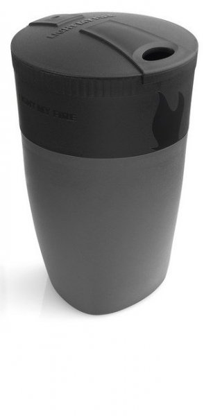 Kubek Pack-up-Cup Black 42392010 LIGHT MY FIRE