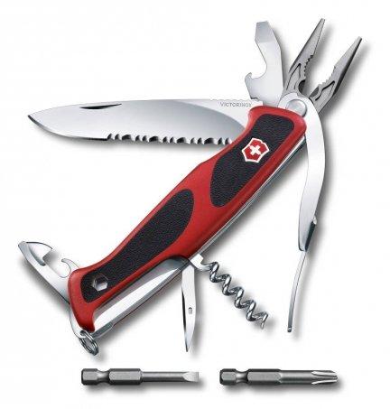 Scyzoryk Victorinox RangerGrip 174 Handyman 0.9728.WC GRAWER GRATIS