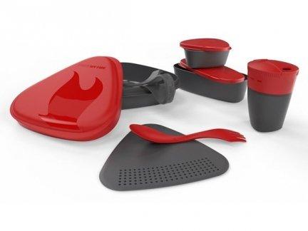 Zestaw turystyczny MealKit 2.0 Red 41363010 LIGHT MY FIRE