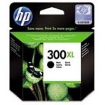 Tusz HP 300XL do Deskjet D1660/2560/2660/5560, F2480/4280 | 600 str. | black