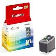 Tusz Canon CL38 do iP-1800/2500, MP-140/210 | 9 ml | CMY