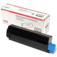 Toner Oki do serii C5250/5450 | 3 000 str. | Black