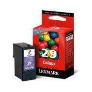 Tusz Lexmark 29 do X-2500/2510/2530/2550 | zwrotny | CMY
