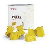 Kostki barwiące Xerox do  ColorQube 8860 | 3 000 str. | yellow