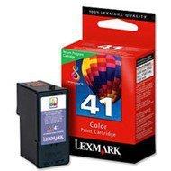 Tusz Lexmark 41 do Z1520, X-4850/6570/9575   zwrotny   CMY