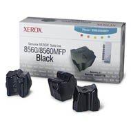 Kostki barwiące  Xerox do Phaser 8560 | 3 000 str. | black