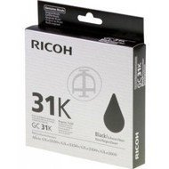 Tusz Ricoh do GXE2600/3300/3350/5550 | 1 500 str. | black