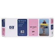 Tusz HP 83 do Designjet 5000/5500 | UV | 680ml | light magenta