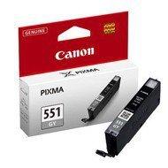 Tusz Canon  CLI551GY do MG-6350 | 7ml | grey