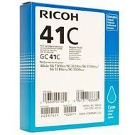 Tusz Ricoh do Aficio SG 3110DN/3110DNW GC 41C | 2 200 str. | cyan