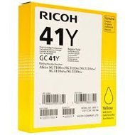 Tusz Ricoh do Aficio SG 3110DN/3110DNW GC 41Y | 2 200 str. | yellow