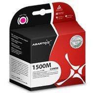 Tusz Asarto do Canon PGI-1500XLM | Maxify MB2050/2350 | 780 str. | magenta