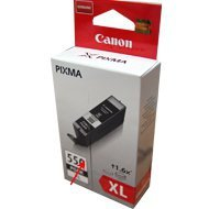 Tusz  Canon PGI550XL do iP-7250, MG-5450/6350 | 22ml | black uszk. op.